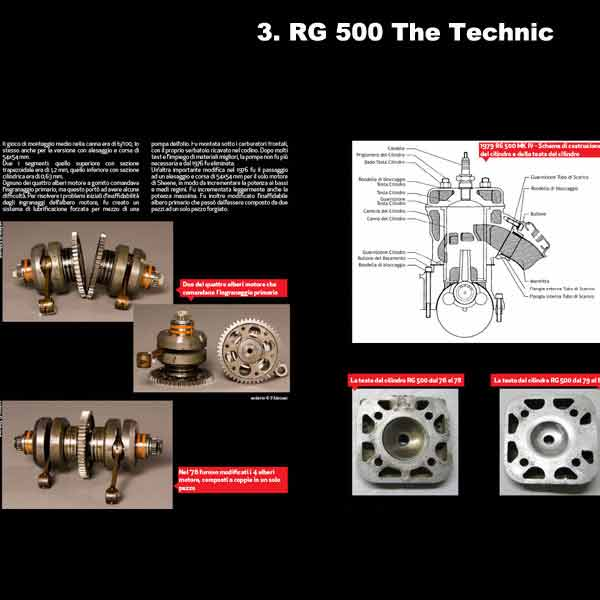 chapter 3 - RG 500 technic